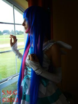 Stocking.Looking through the Window. by PunkyJunky