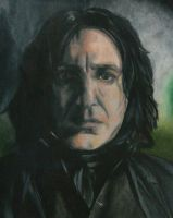 Always, Severus by soybeans