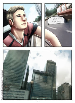 The Mysterious Case of...? Page 1 by Yuki-Almasy