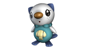 501 Oshawott REVAMPED by bogeymankurt