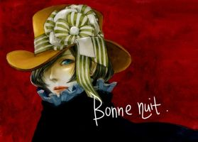 bonne nuit by cirocco