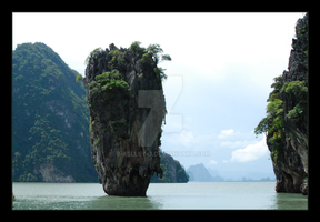 James Bond Island by 0-kelley-0