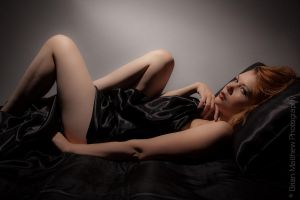 Nights In Black Satin No 6 by BrianMPhotography