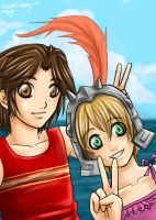 Summer Fun by suikoden-club