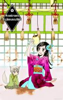 kamisama don't do it!! by carlangas531