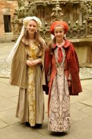 Linlithgow lasses 1 by wildplaces