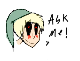 Ask BEN DROWNED by SplitMindBunny
