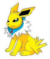 Wolfsong124 as a Jolteon by pokemonlover5673