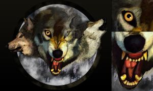 wolves by franciart