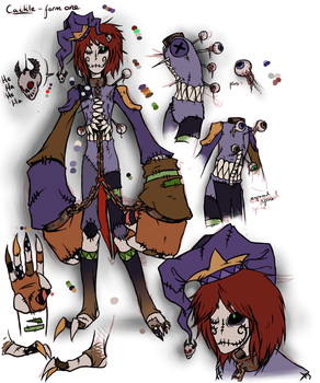 Cackle: Official Ref by TheWickedWordsmith