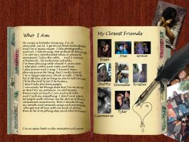 Friend's Journal by Jacoripper