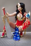Ame-Comi Wonder Woman Preview by yayacosplay