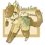 [closed] Breakfast Without Bacon Jellycat Auction by greenfurkitti