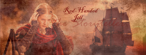 Red-Handed Jill: The Storyteller by elisedq