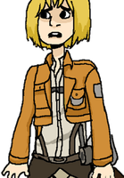 armin distressed by cnick55