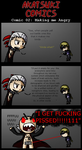 Comic 02: Making Me Angry by thundybear