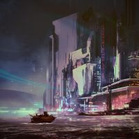 Isle of Neon by KM33