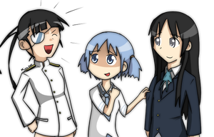 Mio, Mio, and Mio by BookmarkAHead