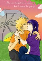 Request: NaruHina sweet date by Meje2
