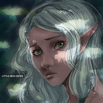 forest elf by Little-Miss-Boxie