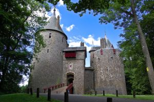 Castell Coch by Rovanite