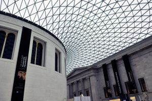 British Museum foyer 1 by wildplaces