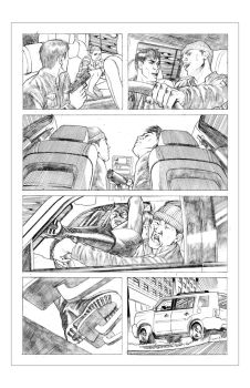 Batman Sample Page 3 by thejohnray