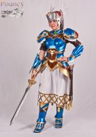 Valkyrie Profile : Valkyrie by Shappi