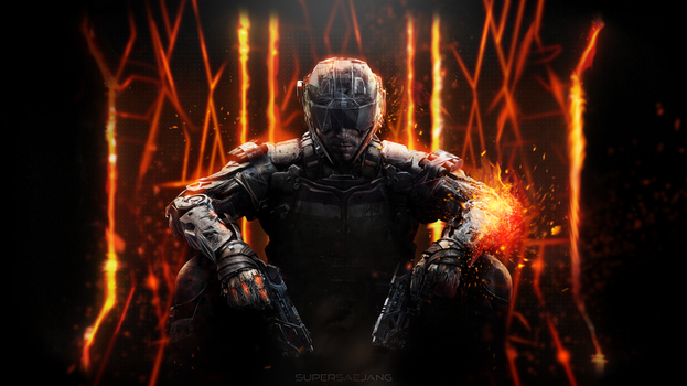 Black Ops 3 Wallpaper by SUPERsaeJANG