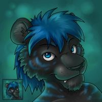 Tharo Badge by jrtracey