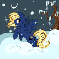 Moonbeams by PashaPup