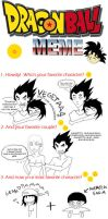 Dragon Ball meme of DOOOOM by bidrohi
