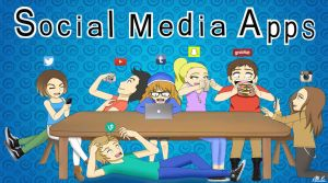 If Social Media Apps Were Human... by MirandaB01