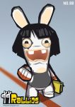 Rabbids no.98 by XnBlooh