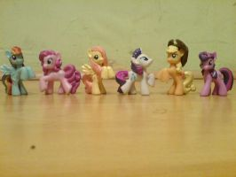 all mini ponyes by lemonkylie