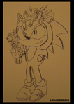 Sonic and the Bits by AutoTFNT979