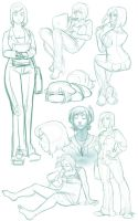 Sketchdump 2April2011 by Nytrinhia