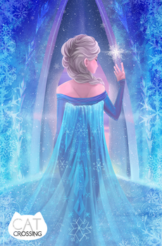 Kingdom of Isolation by CatCrossing