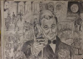 Updated Great Gatsby Drawing by CharlieJacksonPaine3