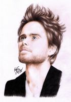 Jared Leto by SilkSpectreII