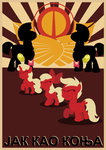 STRONG HORSES FOR THE SOLAR EMPIRE. by TheShadowStone