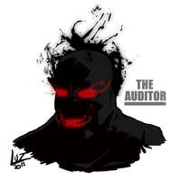 The Auditor by TheDeathGirl
