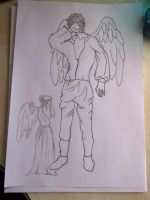 The Weeping Angels WIP by 3mptylord