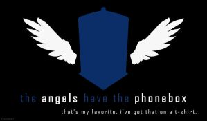 The Angels Have the Phonebox by restless-1