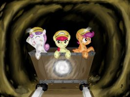 Mining for Cutie Marks by Fangzel