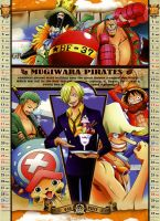 One Piece Cover by Naruke24