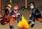 Ghost Story (Team Naruto) by myomi-chan