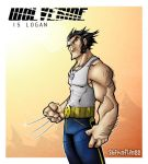Wolverine by Sharinflan88