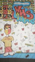 WHS Yearbook Cover Entry by amandameadows