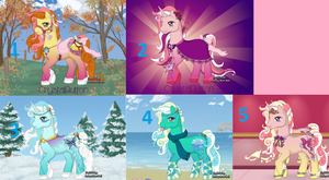 FREE - Pony Adopt by DixieRarity